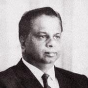 Hubert A de Silva